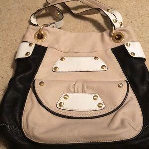 B Makowsky shoulder bag. Used once